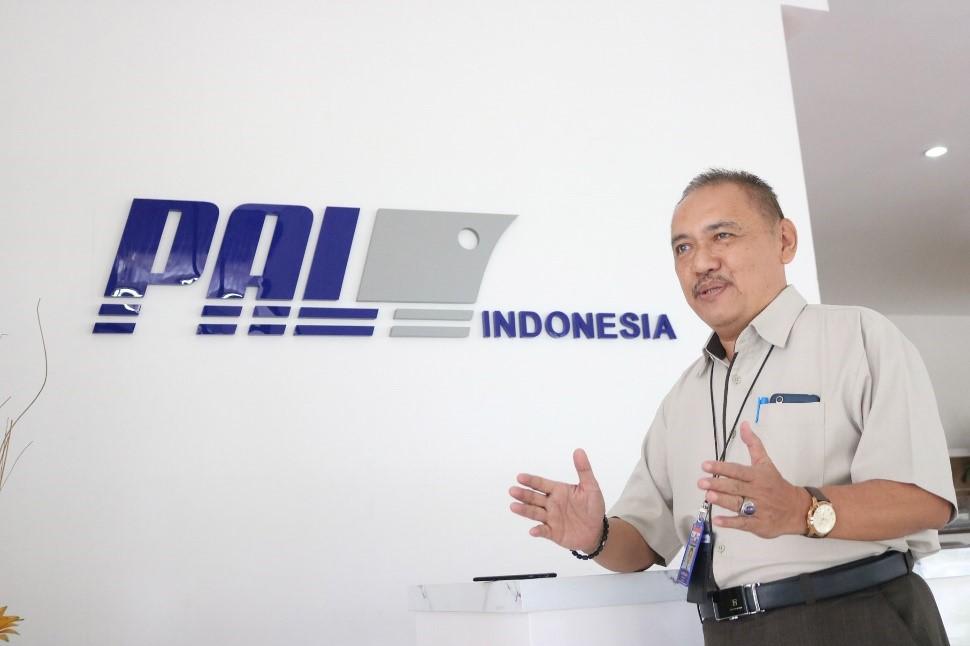 Program Vokasi Welder Pt Pal Pencetak Welder Berkualitas Pt Pal Indonesia Persero